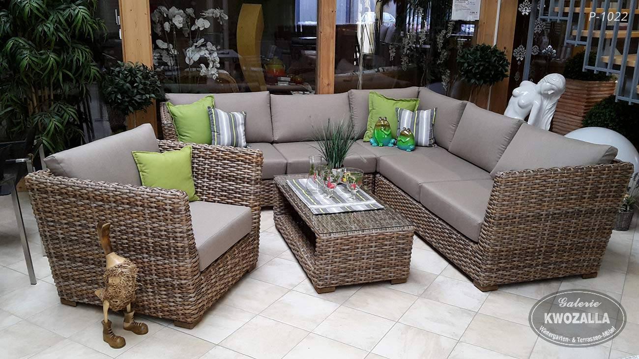 Exklusive Gartenmobel Rattan ~ Gartenmöbel aus polyrattan für dresden und umgebung kwozalla