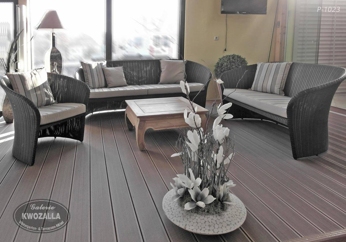 Gartenmöbel aus Polyrattan für Dresden und Umgebung   Kwozalla