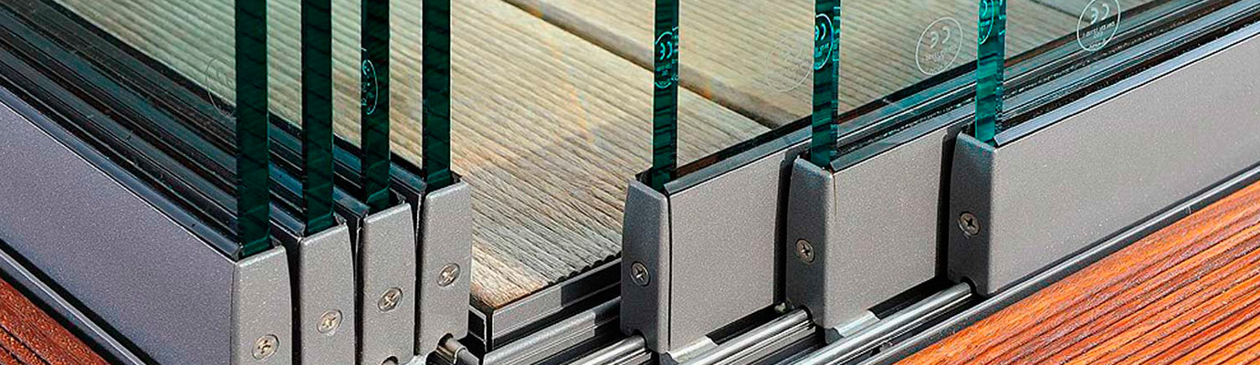 Sehr Verglasung von Terrasse, Balkon, Wintergarten - Firmengruppe Kwozalla VY89