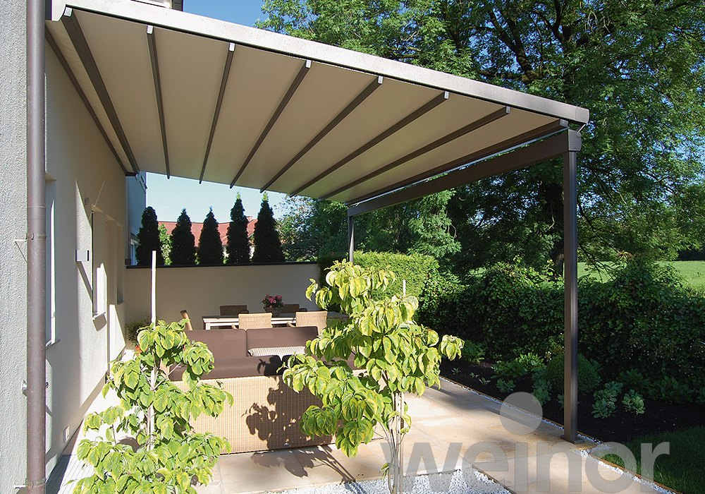 Langlebige Markisen für Terrassenüberdachungen in Dresden und ...